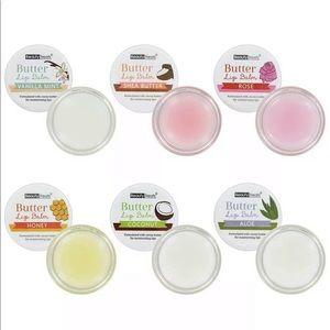 All 6 flavors butter lip balm beauty treats